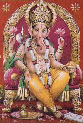 Spiritual Teaching Article - Ganesha, Remover of Obstacles
